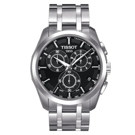 Tissot TISSOT Couturier Chronograph Quartz 41mm T035.617.16.051.00 - Copy