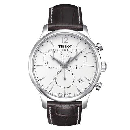 Tissot TISSOT Tradition Chronograph Quartz 42mm T063.617.16.037.00