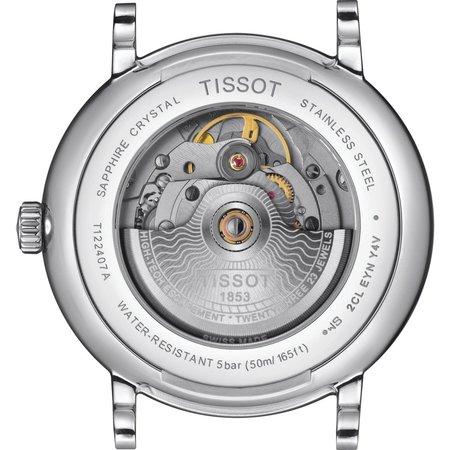 Tissot TISSOT Carson Premium Quartz 40mm T122.410.16.033.00 - Copy