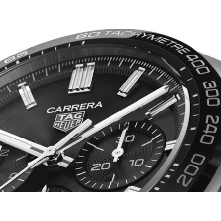 Tag Heuer TAG HEUER Carrera Heuer 02 Chronograph Automatic CBN2A1A.BA0643 - Copy