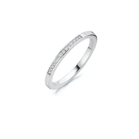 Blush Blush Ring 14k Witgoud met diamant 1630WDI