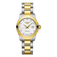 Longines LONGINES Conquest Lady Quartz 29.5mm L3.376.4.96.6 - Copy
