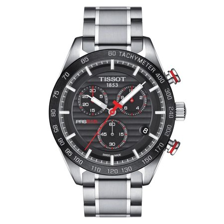Tissot TISSOT PRS 516 CHRONOGRAPH Quartz 42mm T100.417.16.051.00 - Copy