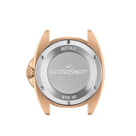 MeisterSinger MeisterSinger Metris Bronze 38mm ME917BR