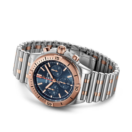 Breitling Breitling Chronomat B01 42mm Staal/18k Goud UB0134101C1U1