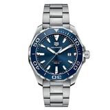 Tag Heuer TAG Heuer Aquaracer Quartz Mens Blue Steel WAY101C.BA0746