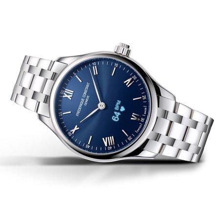 Frederique Constant FREDERIQUE CONSTANT Vitality Smartwatch 42mm FC-287N5B6B