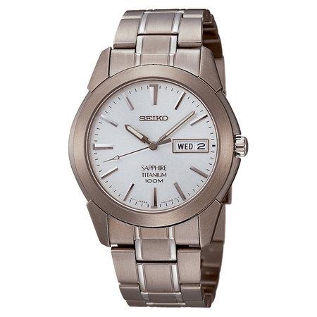 Seiko Seiko horloge Titanium SGG727P1