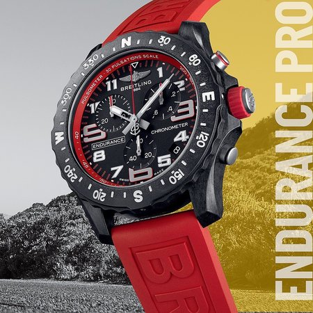 Breitling Breitling Endurance Pro Red 44mm X82310D91S1S1