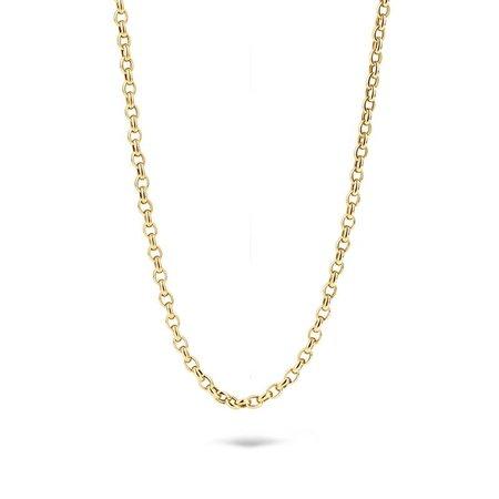 Blush Blush  jasseron collier 14krt geelgoud 3095YGO