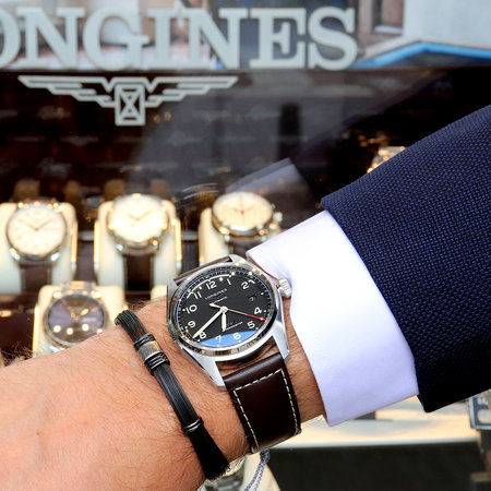 Longines LONGINES Spirit date Automatic 40mm L3.810.4.53.0