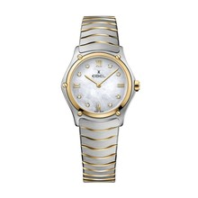 Ebel EBEL Sport Classic Quartz Diamonds 29mm 1216388