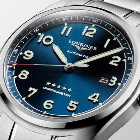 Longines LONGINES Spirit date Automatic 40mm L3.810.4.93.6