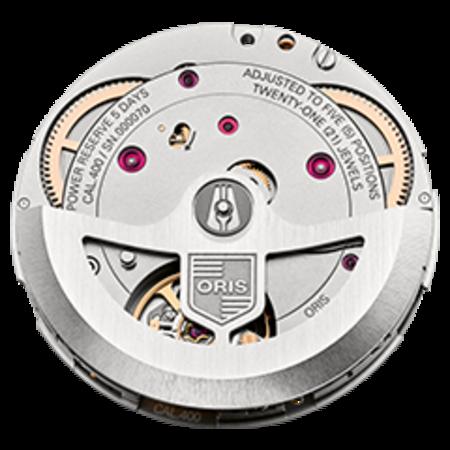 Oris ORIS Aquis Date 43.5mm Calibre 400 400-7763-4135-07-8-24-09peb