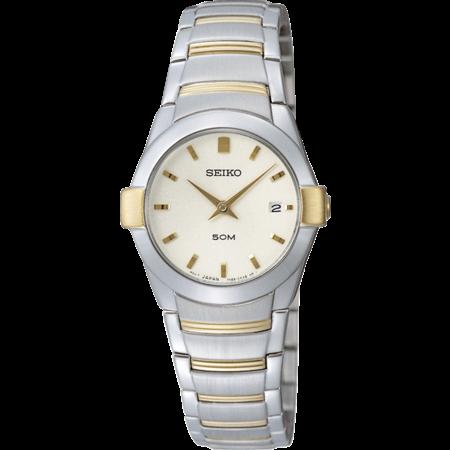 Seiko Seiko horloge Quartz  27mm SXB386P1