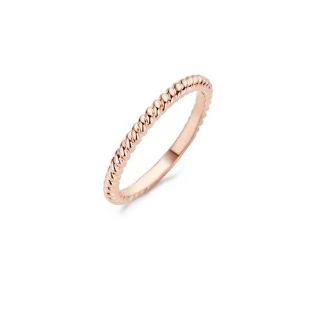 Blush Blush Ring 14k roségoud tors 1118RGO
