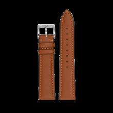 MeisterSinger MeisterSinger Horlogeband Kalfsleer 20mm Cognac SKK03