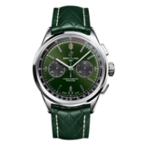 Breitling BREITLING Premier B01 Chronograph 42 Bentley British Racing Green AB0118A11L1X1