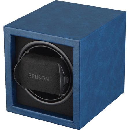Benson Benson Compact 1.17. Light Blue Leather