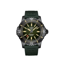 Breitling BREITLING Superocean Automatic groene wijzerplaat 48mm V17369241L1S1