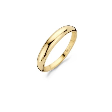 Blush Blush Ring 14k geelgoud kogel 1207YGO-54