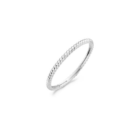 Blush Blush ring 14k witgoud 1196WGO
