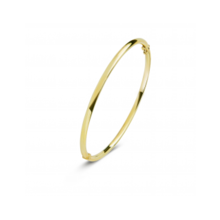 Fjory FJORY Armband 14k Geelgoud 3mm rond 40-A306103