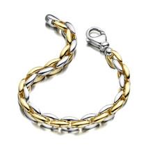 HuisCollectie HuisCollectie Armband 14k Bicolor goud 602025
