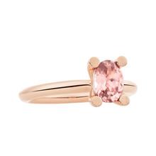 Bron BRON Ring Phlox 18k Roségoud met roze beryl 8RR4819RB