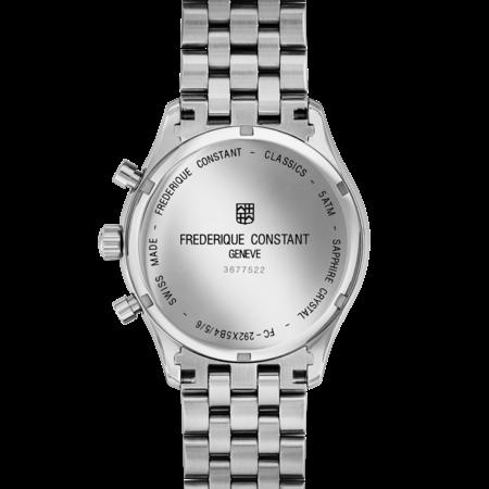 Frederique Constant FREDERIQUE CONSTANT Classic Chronograph Quartz 40mm FC-292MG5B6B