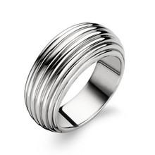 Ti Sento Ti Sento Ring Zilver gerhodineerd  1830SI maat 56