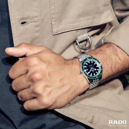 Rado RADO Captain Cook Automatic 42mm R32505313