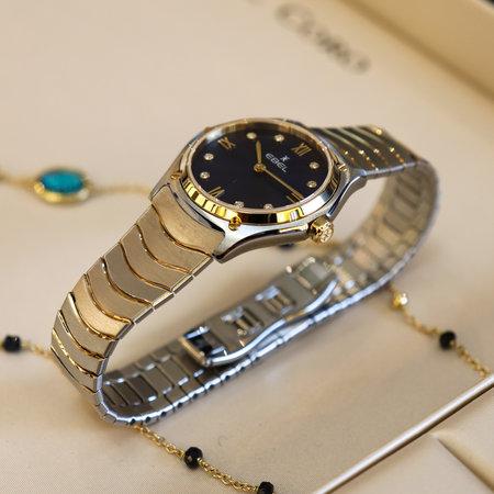 Ebel EBEL Sport Classic Quartz Diamonds 29mm 1216446A