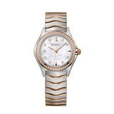 Ebel EBEL Wave Lady Quartz 30mm Diamonds 1216325
