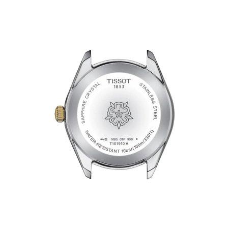 Tissot TISSOT PR100 Sport Chic Lady quartz 36mm T101.910.22.111.00