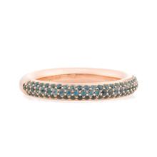 Bron BRON Ring stax 18k Roségoud Ice Blue diamant 0.55ct 8RR4774IBR
