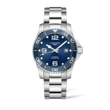Longines LONGINES HydroConquest Ceramic 41mm Automatic L3.781.4.96.6