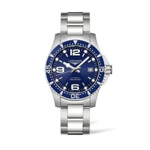 Longines LONGINES HydroConquest Gents 41mm Automatic L3.742.4.96.6