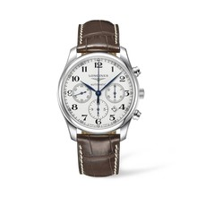 Longines LONGINES Master Chronograph Gents 42mm Automatic L2.759.4.78.3