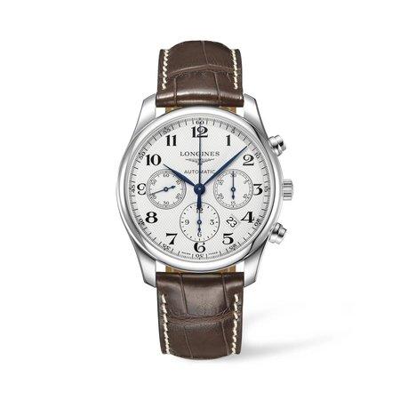 Longines LONGINES Master Chronograph Gents 42mm Automatic L2.759.4.78.3