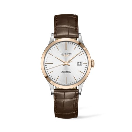 Longines LONGINES RECORD Automatic chronometer 38,5mm L2.820.5.72.2