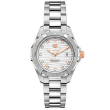Tag Heuer TAG HEUER Aquaracer Calibre 9 Automatic Ladies White Steel WBD2320.BA0740