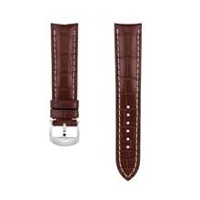 Breitling Breitling horlogeband 22MM bruin croco leer voor vouwslot 1017P