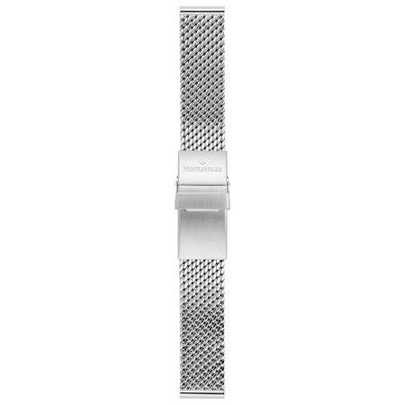 MeisterSinger MEISTERSINGER horlogeband 20MM milanese MIL20