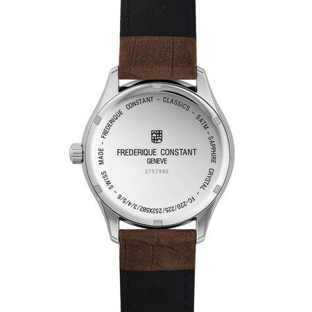 Frederique Constant FREDERIQUE CONSTANT Classics Gents Quartz 40mm FC-220SSS5B6