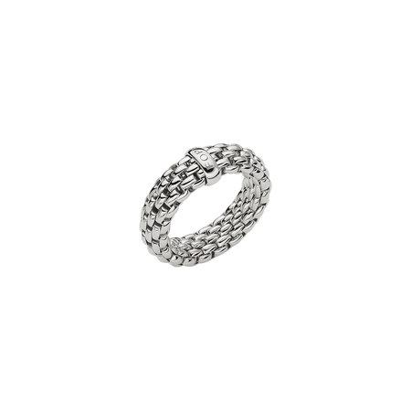 Fope FOPE Ring Essentials Flex-It 18k witgoud AN559 WG M