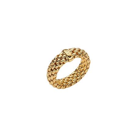 Fope FOPE Ring Essentials Flex-It 18k geelgoud AN559 GG M