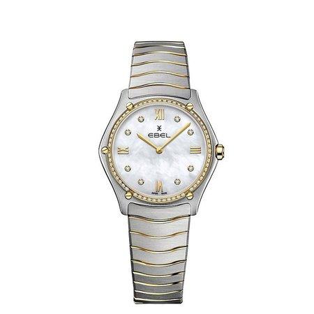 Ebel EBEL Sport Classic Quartz Diamonds 33mm 1216512