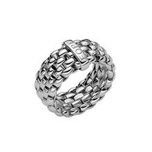 Fope FOPE Ring Essentials Flex-It 18k witgoud AN05 WG L