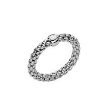 Fope FOPE Ring Essentials Flex-It 18k witgoud AN04 WG M